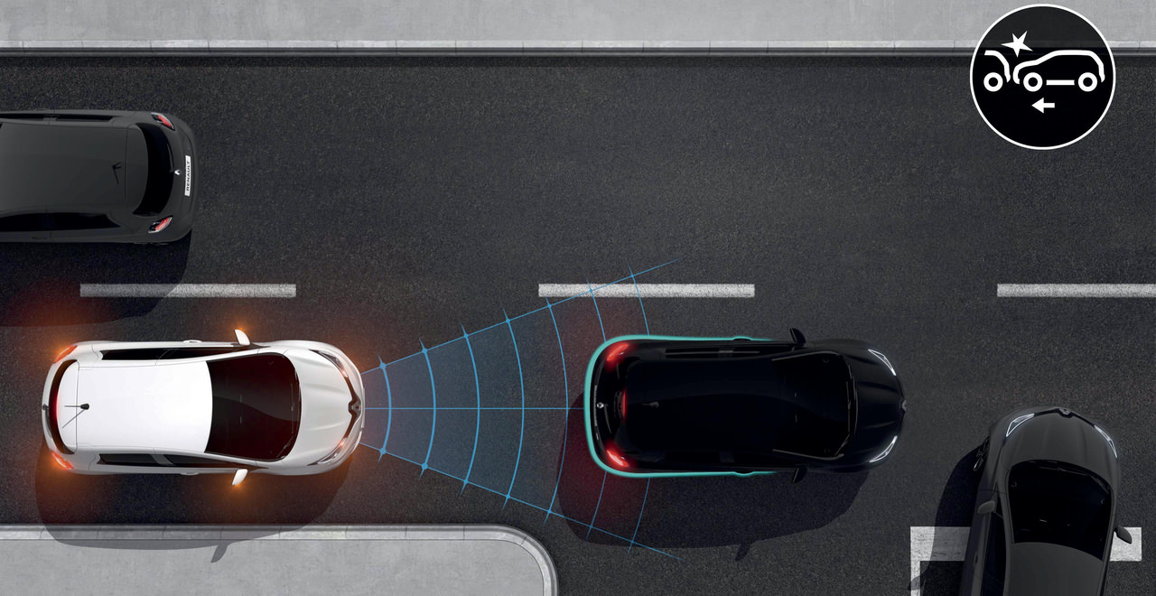 Let the technology in your vehicle help you