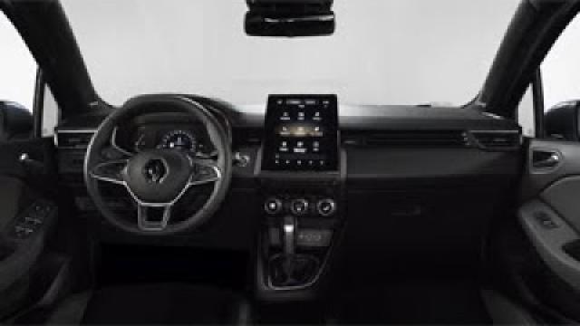 EXPLORE THE INTERIOR DESIGN OF THE NEW RENAULT CLIO