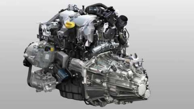 ENGINES AND GEARBOXES : ENERGY DCI 110 HYBRID ASSIST ENGINE