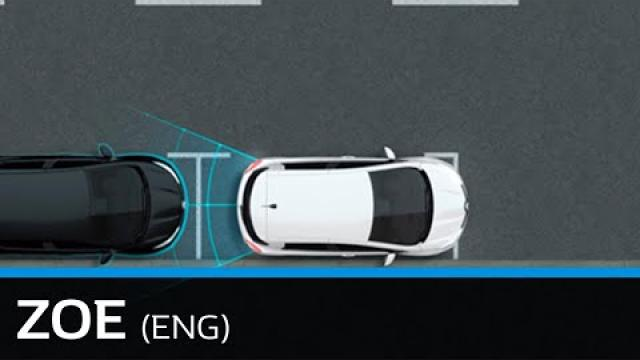 USING REAR FRONT LATERAL PARK ASSIST