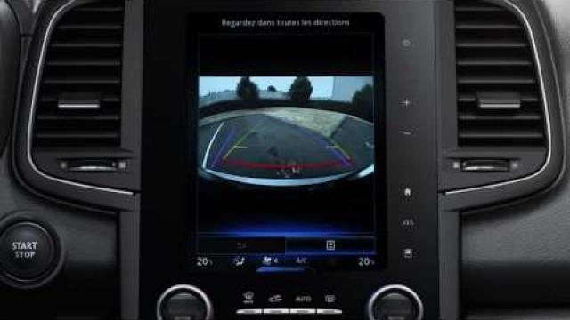 DYNAMIC FEATURES : REAR VIEW CAMERA