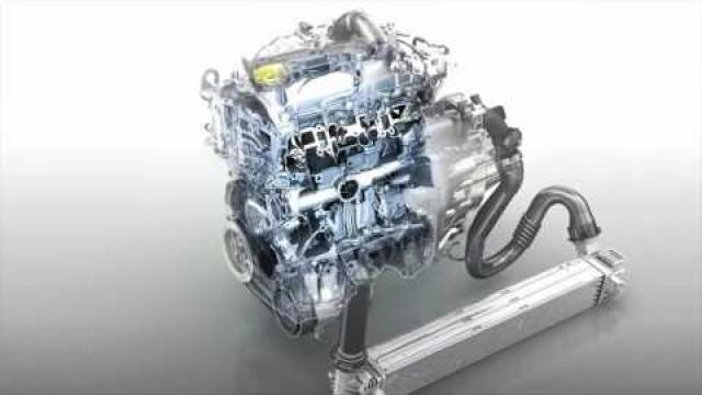 ENGINES AND GEARBOXES : ENERGY TCE 115 & 130 ENGINES