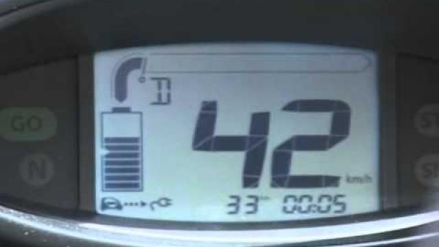 Twizy : Charge meter / Eco consumption / Eco score
