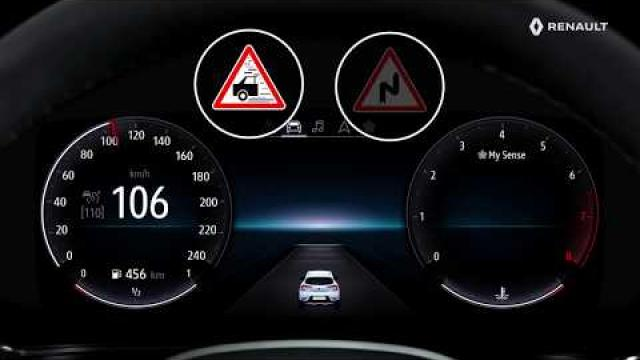 USING THE ADAPTIVE CRUISE CONTROL
