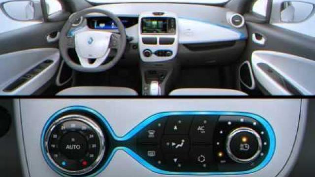 ZOE - CLIO : Automatic climate control