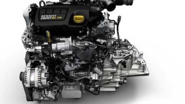 ENGINES AND GEARBOXES : ENERGY DCI 130 & DCI 160 EDC ENGINES