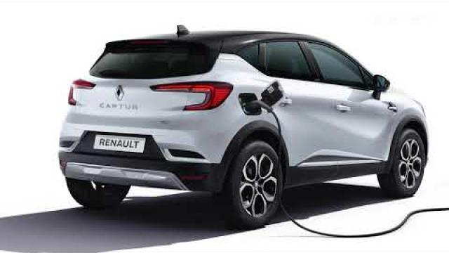 E-TECH PLUG-IN HYBRID - Recharging the traction battery