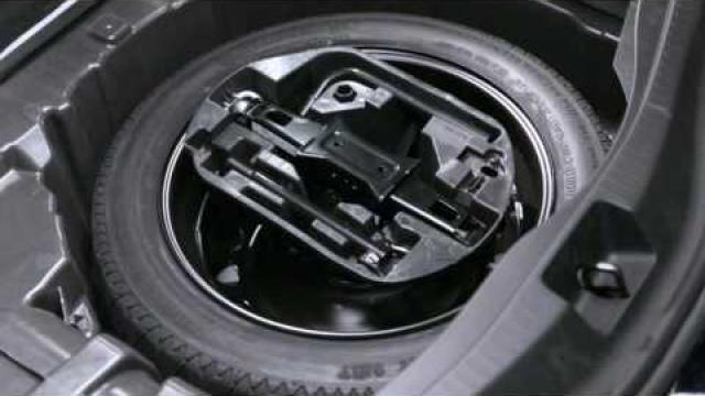MAINTENANCE FOR THE CUSTOMER : EMERGENCY SPARE WHEEL/INFLATION KIT/FUSES