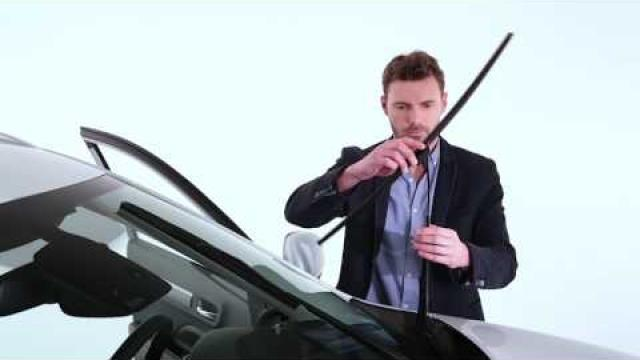 MAINTENANCE FOR THE CUSTOMER : WIPERS