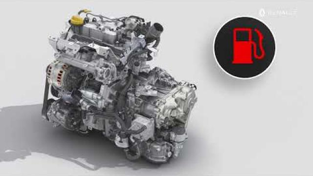 THE 1.0 TCE 100 CVT PETROL ENGINE