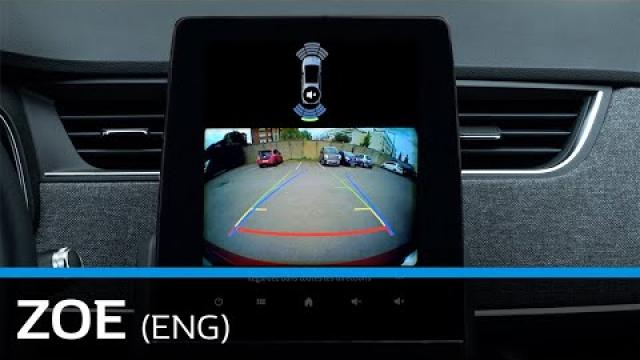USING THE REAR VIEW CAMERA