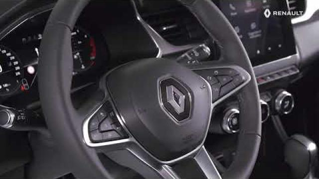ABOUT NEW RENAULT CAPTUR'S INTERIOR DESIGN