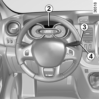 E-GUIDE RENAULT COM / Trafic / Let the technology in your vehicle