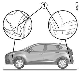 blind spot assist sensors deactivated